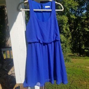 Lush Brand Flowy Party Dress